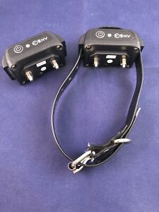 2 E-sky Dog Training Collar Replacements Untested