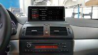 "For BMW X3 E83 2004-2009 Android 9.0 Car Radio GPS Navigation 10.25"" Wifi"