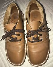 Kudu Lederhandler Men's Leather Cougar Desert' Boots.  Brown.  Size 8.