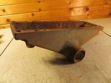 John Deere 1939 B Bottom Radiator Tank Casting B1514r