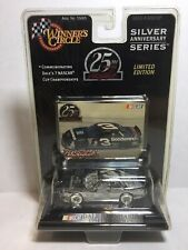 1994 Champion Dale Earnhardt Sr 25th Silver Anniversary NASCAR 1/64 Die Cast Car
