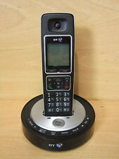 BT 6510 Single Telephone Home house Dect phone with answer machine -BX