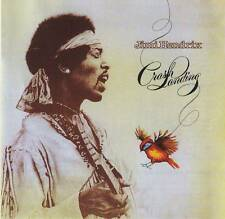 JIMI HENDRIX - CRASH LANDING (1975/1993) =RARE CD= Jewel Case+FREE GIFT Blues
