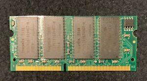 512MB PC133 SODIMM G3 G4 iMac iBook PowerBook Memory SDRAM CL3 144pin Hynix Chip
