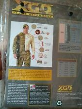 New listing XGO Tactical Flame Retardant Shirts XL Long Sleeve Brand New US Military Prepper