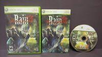 Vampire Rain   - Microsoft Xbox 360 Complete Game - Tested !
