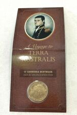 2014 $1 DOLLAR COIN A VOYAGE TO TERRA AUSTRALIS C CANBERRA MINTMARK UNCIRCULATED