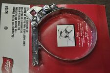 """Lisle 53100 Adjustable Oil Filter Wrench Range 4 3/8"""" - 5 5/8"""" Made in USA"""