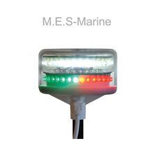 NASA SuperNova Combi Tri Anchor Mast LED Navigation Light Boat Waterproof