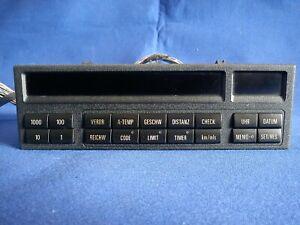 BMW 3er E36, Bedienelement Großer Bordcomputer, 8 357 683, 8357683