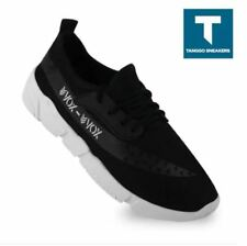 Morya Womens Fashion Sneakers Rubber Shoes  - (BLACK) - Size 37