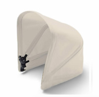 Bugaboo Donkey Sun Canopy in Off White - Fits all Bugaboo Donkey Base Strollers
