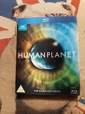 Human Planet The Complete Series Blu Ray