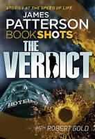The Verdict: BookShots (A Jon Roscoe Thriller) by Patterson, James, Acceptable U