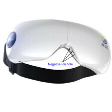 Negative Ion Electric Wireless Heat Vibration Music Eye Care Massager
