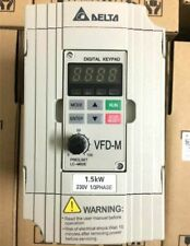 One New In Box Delta VFD015M21A Frequency Converter 1.5KW 230V