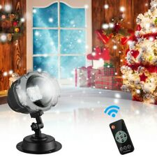 Snowfall Projector Lighting Landscape Motion Projector Holiday Lamps for Party