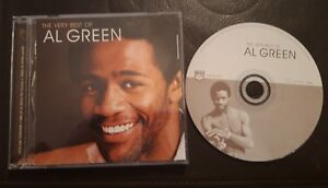 Al Green The Very Best Of Music CD