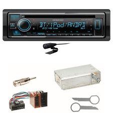 Kenwood KDC-BT530U Bluetooth MP3 USB Einbauset für Mercedes SLK R170 W208 W210
