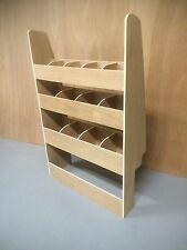 Renault Kangoo Maxi Van Racking Van Shelving storage accessories