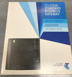 Telstra Standard Business Gateway TG797n V3 router with power pack (BRAND NEW)
