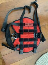 New listing OneTigris Dog Vest Beast Mojo Tactical Dog Harness with Durable Vertical Handle