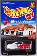 Hot Wheels Promo Jiffy Lube Tail Dragger 1998 MOC