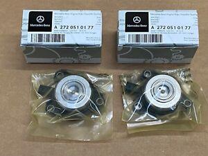 2 x Mercedes Benz C E CL CLS G GL ML R S SL SLK Genuine Camshaft Adjuster Magnet