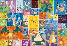 Buffalo Games Pokemon - Pokemon Squares - 2000 Piece Jigsaw Puzzle