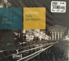 ART BLAKEY PARIS JAM SESSION CD DIGIPACK UNIVERSAL MUSIC 2000 FAST DISPATCH