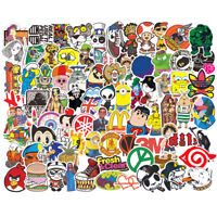 200PCS MIXED RANDOM STICKER DECAL BIKE RACING CAR ATV HELMET MOTORCROSS