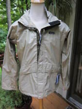 Patagonia Men's Torrentshell Storm Jacket Size Med~Beige~New with Tags~Full Zip