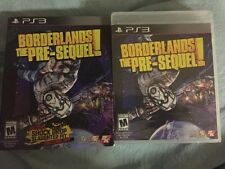 Brand New- Borderlands: The Pre-Sequel (Sony PlayStation 3, 2014) PS3 Sealed