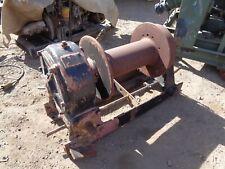 Braden Winch model: Ms-3020 B L / 8108243 60,000lb (For Parts)