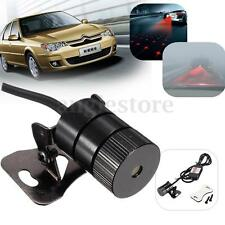 Aluminum Anti-Collision Car Laser Fog Lamp Red LED Laser Rear Tail Fog Light