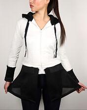 Champion Skirt Detachable Hoodie - 70% off SportsLuxe Jacket on sale now