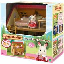 SYLVANIAN Families Cosy Cottage Starter Set 5242