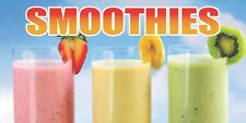 Smoothies Banner 4ft x2ft