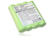 Battery for walkies midland g8 g6 m48 lxt490 lxt380 new 700 mah batt - 6r
