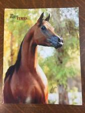 THE ARABIAN HORSE TIMES Magazine February 2003