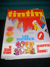 tintin 27 / 32 Journal / Belgische Comic -  Wochenzeitschrift in Frz. Zust. 1