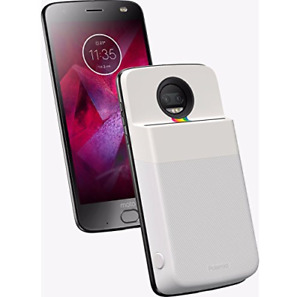 Moto Mod for Moto Z phones- Polaroid Insta-Share Printer  - White - PG38C02062