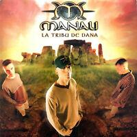 Manau CD Single La Tribu De Dana - France (EX+/EX+)
