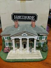 """Gone With the Wind Hawthorne Sculpture - """"Twelve Oaks.The Romance Begins"""""""