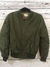 Jolt Women's Jacket Army Green Sz L EUC