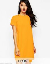 River Island Tunic Short Sleeve Polyester Dresses for Women