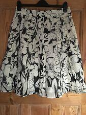 Womens Club Monaco Skirt Size 6 Uk Size 12
