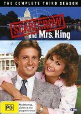 Scarecrow & Mrs King : Series 3 (DVD, 2016, 5-Disc Set)