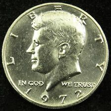 1972 Uncirculated Kennedy Half Dollar BU (B05)