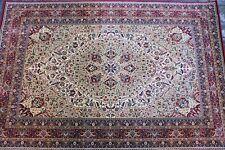 """Orientalischer Teppich Kurzflor Kollektion """"Lotos"""" 557/120 Rot, Beige Ornamente."""